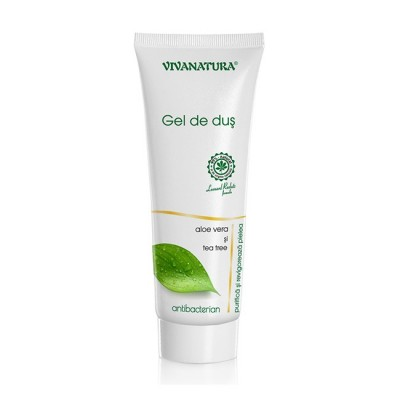 Antibiotice naturale Gel de du? antibacterian 250ml