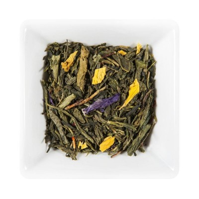 Ceai natural Ceai verde China Sencha Cinnamon and Orange